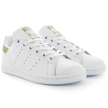 adidas stan smith femme gold