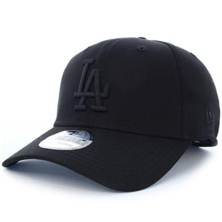 New Era - Casquette League Essential Los Angeles Dodgers Noir