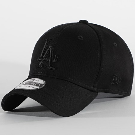 New Era - Casquette 39Thirty League Essential Los Angeles Dodgers Noir