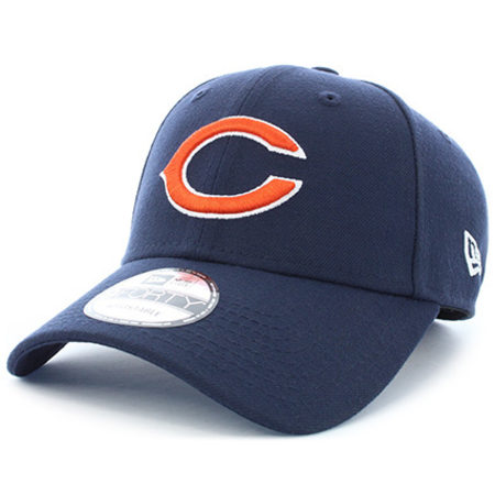 New Era - Casquette NFL The League Chicago Bears Bleu Marine