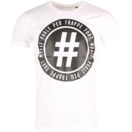 Jarod - Tee Shirt New Logo Blanc
