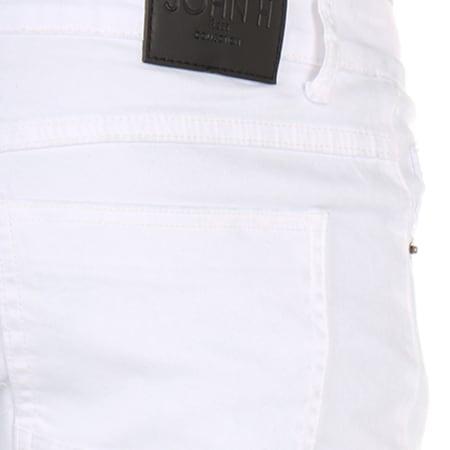 John H - Jean A1528 Blanc