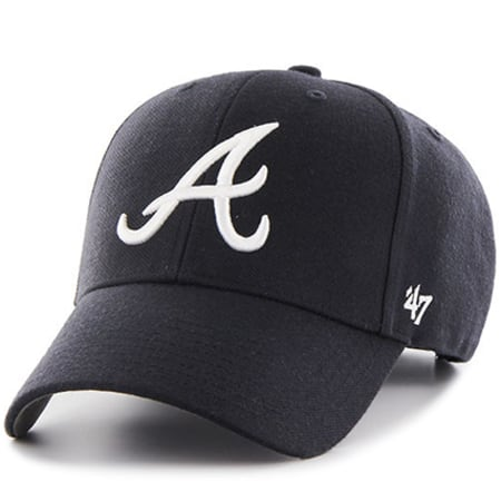 Taille r/églable Collection Officielle 47 Brand Casquette Atlanta Braves