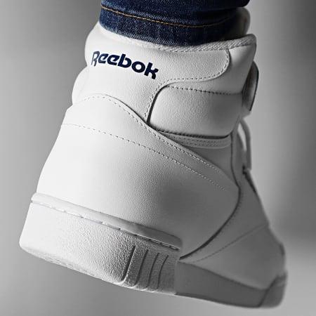 Reebok - Baskets Classic Ex-O-Fit Hi 3477 White