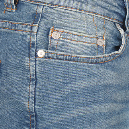 Only And Sons - Jean Loom Light Noos Bleu Denim