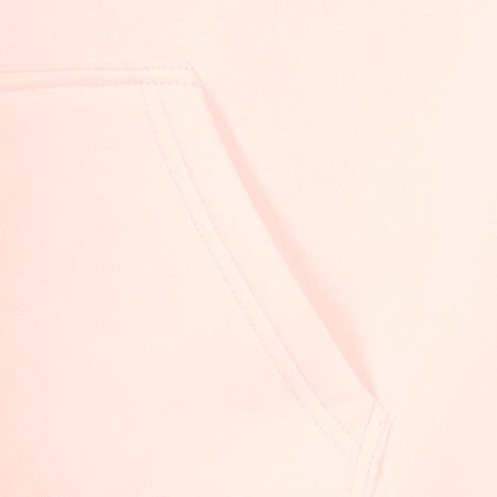 LBO - Sweat Capuche Poche Kangaroo 122 Rose Pale