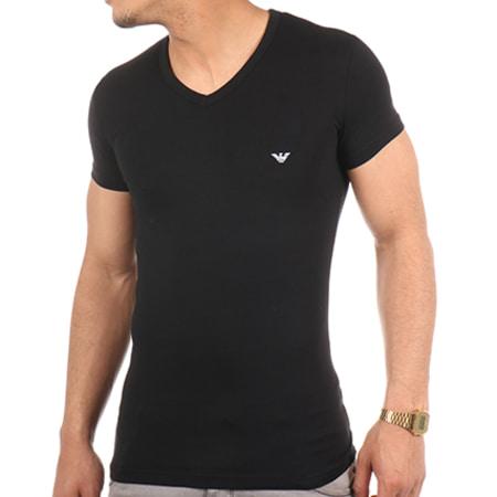 Emporio Armani - Tee Shirt 110810-CC735 Noir