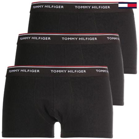 Tommy Hilfiger - Lot De 3 Boxers Premium Essential Noir