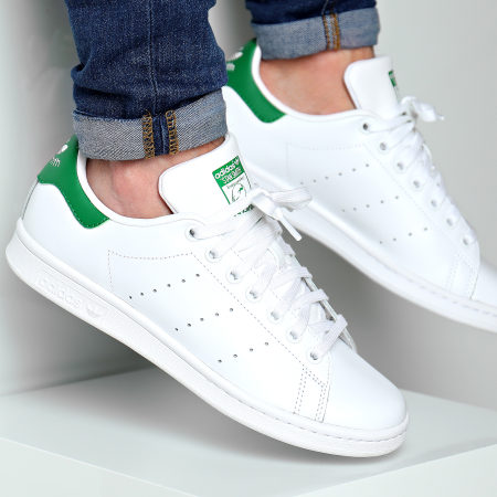 adidas - Baskets Stan Smith M20324 Footwear White Core White