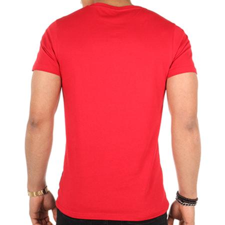 Luxury Lovers - Tee Shirt Paname Rouge Blanc Bleu