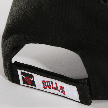 New Era - Casquette 9Forty The League NBA Chicago Bulls Noir
