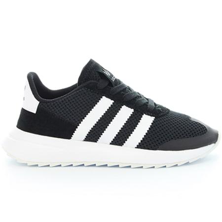 adidas Baskets Femme Flashback BB5323 Core Black Footwear