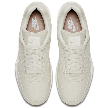 Nike Baskets Air Max 1 Ultra 2.0 Txt 898009 001 Light Bone