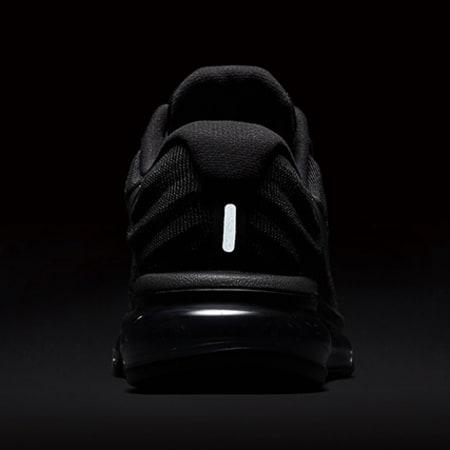 Nike Baskets Femme Air Max 2017 849560 001 Black White