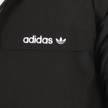 adidas Coupe Vent 3 stripes BR6984 Noir