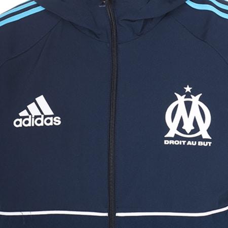 adidas Veste de présentation Olympique de Marseille BK5483