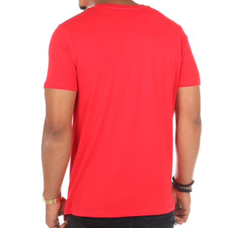 Luxury Lovers - Tee Shirt Chill Rouge