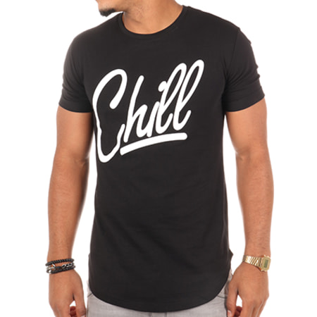 Luxury Lovers - Tee Shirt Oversize Chill Noir