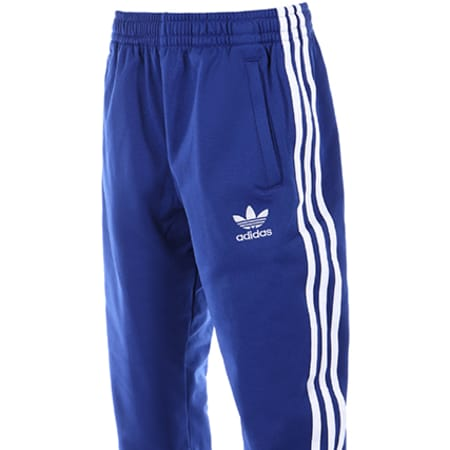 adidas Pantalon Jogging Enfant SST BR9181 Bleu Roi