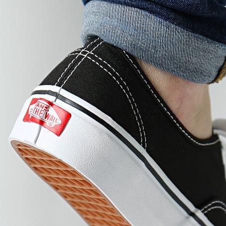Vans - Baskets Authentic EE3BLK Black