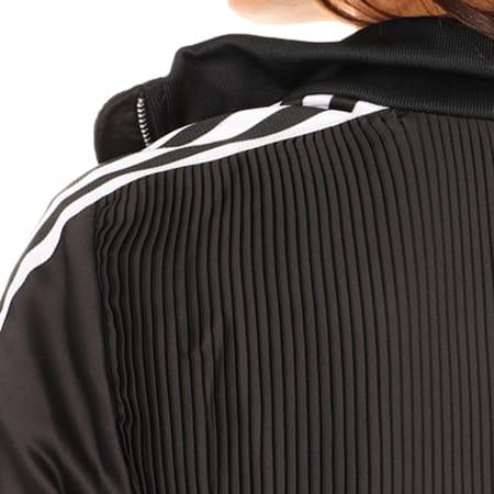 adidas Veste Zippée Femme Europa BR4533 Noir