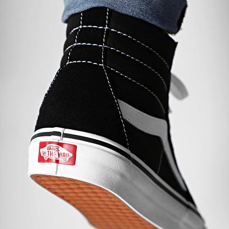 Vans - Baskets SK8 HI VD5IB8C Black White