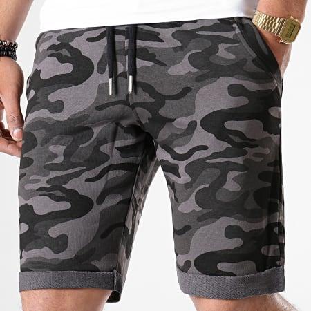 LBO - Short Jogging 136 Camouflage Noir