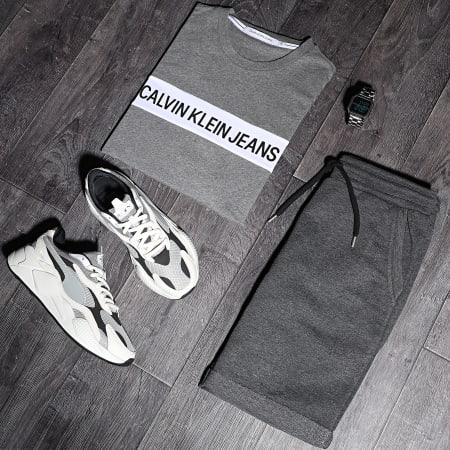 LBO - Short Jogging 120 Gris Anthracite