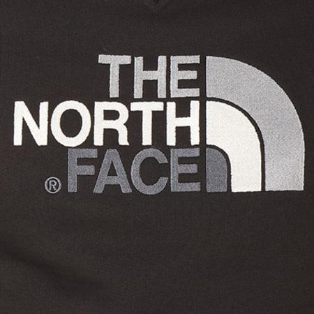The North Face - Sweat Crewneck Peak Crew Noir