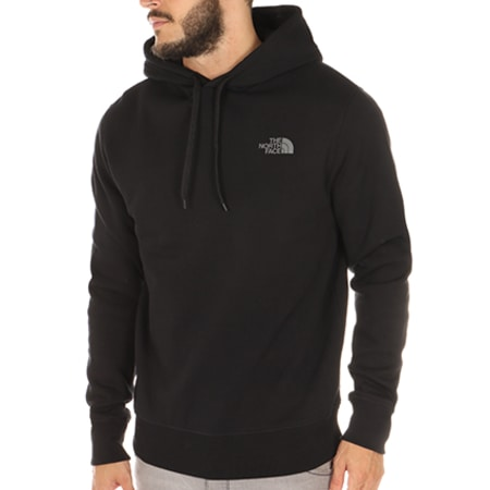 The North Face - Sweat Capuche Seas Drew Peak Noir