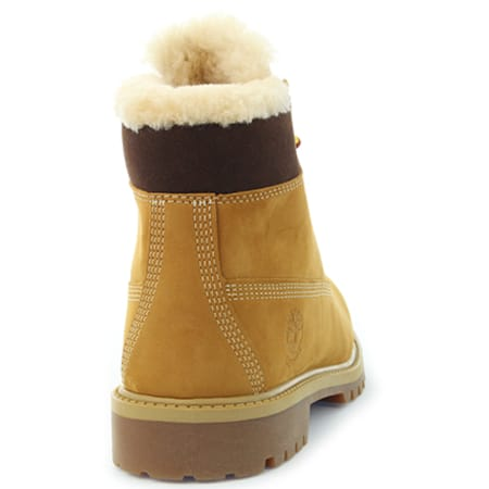 timberland 6in premium femme shearling