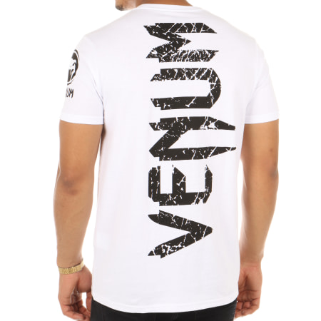 Venum - Tee Shirt Giant 004 Blanc