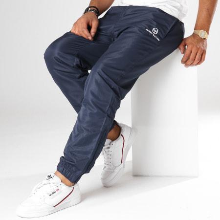 Sergio Tacchini - Pantalon Jogging Carson Bleu Marine