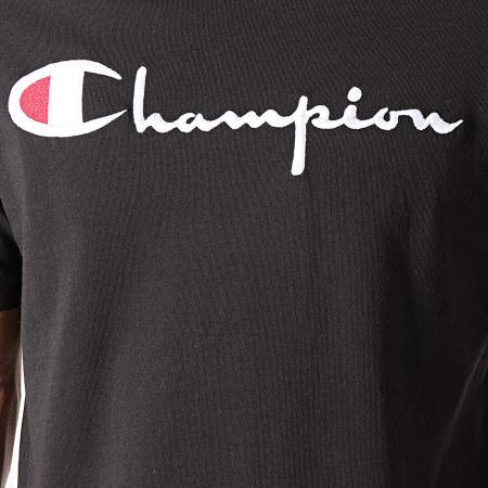Champion - Tee Shirt 210972 Noir