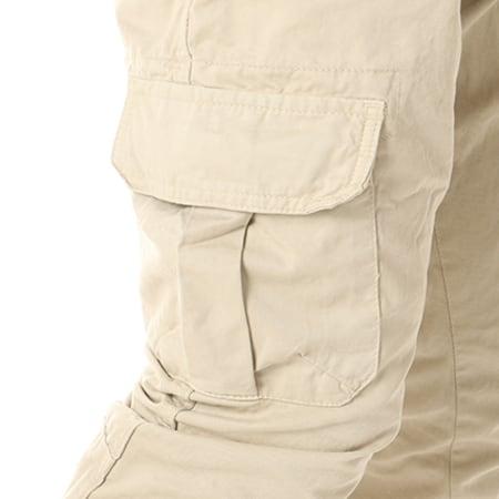 Urban Classics - Pantalon Cargo TB1268 Beige