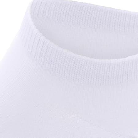 Jack And Jones - Lot De 6 Paires De Chaussettes Dongo Noos Blanc