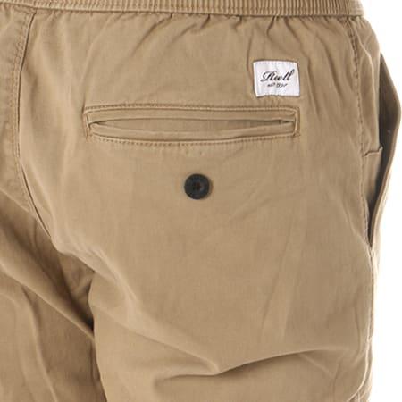 Reell Jeans - Jogger Pant Reflex Rib Beige
