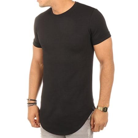 Uniplay - Tee Shirt Oversize T177 Noir