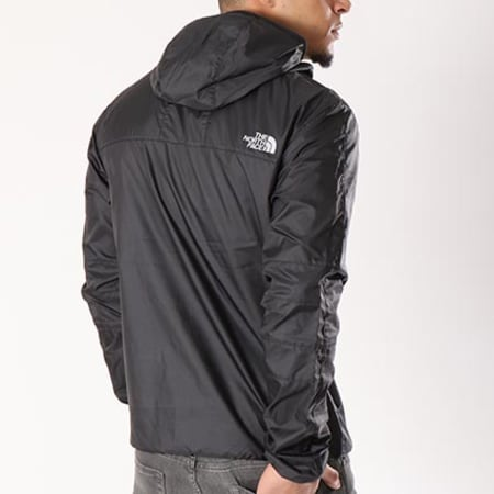 The North Face - Coupe-Vent 1985 Mountain Noir