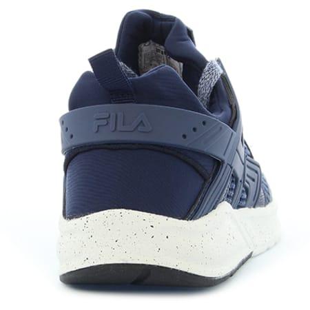 Fila Baskets Fleetwood X Low 1010125 Dress Blue