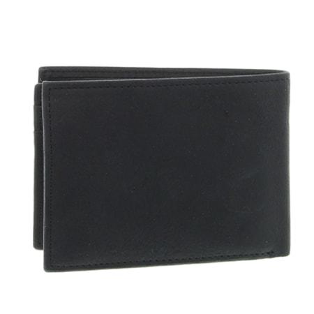 Tommy Hilfiger Denim - Portefeuille Johnson Mini CC Flap And Coin Noir