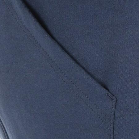Le Coq Sportif - Sweat Zippé Capuche Essentiels 1 Bleu Marine