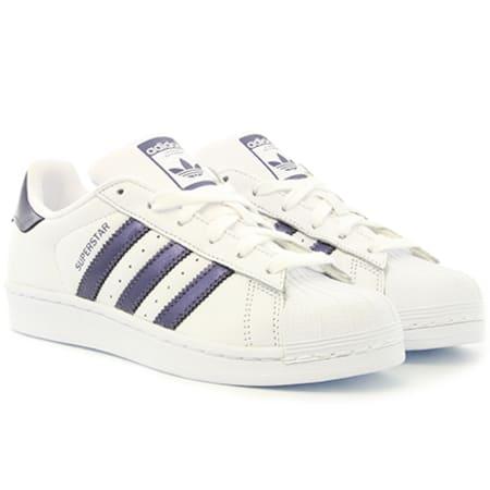adidas Baskets Femme Superstar CG5464 Footwear White Puni