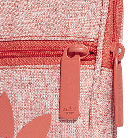 Sacrificio Mala fe préstamo  adidas - Sacoche Fest Casual CE3801 Rouge Chiné - LaBoutiqueOfficielle.com