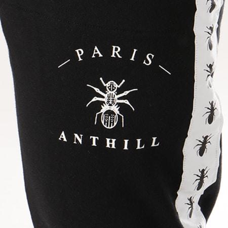 Anthill - Pantalon Jogging Tape Noir