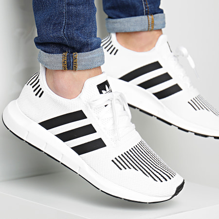 adidas Baskets Swift Run CQ2116 Footwear White Core Black