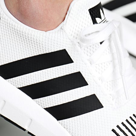 adidas - Baskets Swift Run CQ2116 Footwear White Core Black