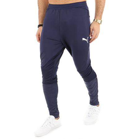 Puma Pantalon Jogging FIGC Italia Training 752300 10 Bleu