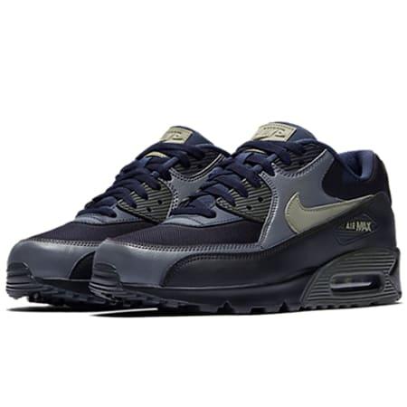 Nike Air Max 90 Essential bleu marine Chaussures Baskets