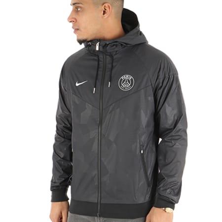 Nike Coupe Vent Paris Saint Germain 883535 015 Noir